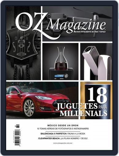 OZ (digital) Magazine Cover