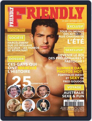 Friendly Magazine (Digital) Cover