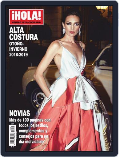 ¡Hola! Especial Alta Costura (Digital) Cover