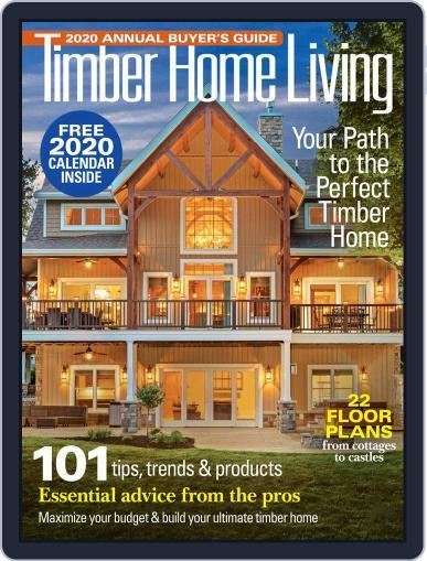 Timber Home Living (Digital) Cover
