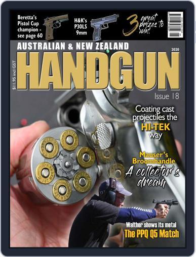Australian & New Zealand Handgun Magazine (Digital) Cover