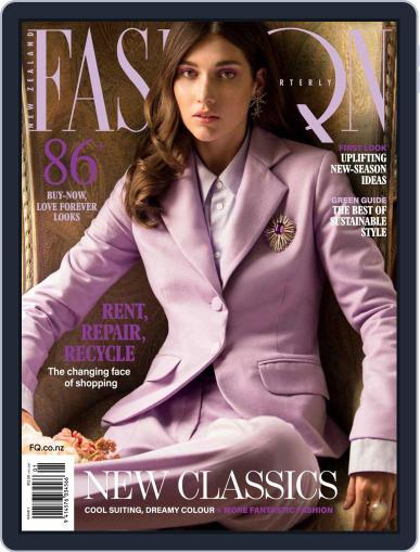 Fashion Quarterly Magazine (Digital) Cover