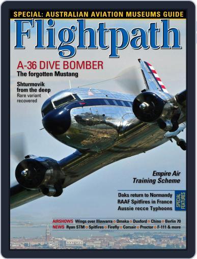 Flightpath (Digital) Cover