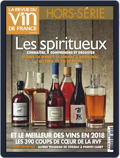 La Revue du Vin de France Hors-série (Digital) Cover