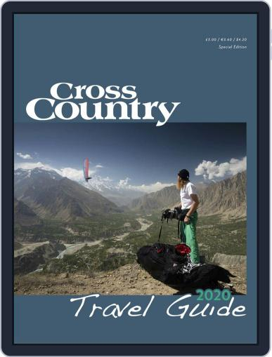 Cross Country Travel Guide Magazine (Digital) Cover