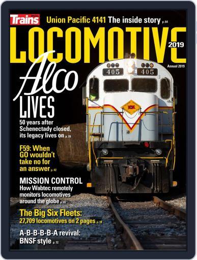 Locomotive Magazine (Digital) Cover
