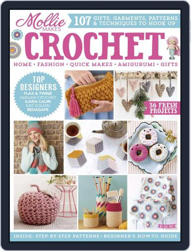 Mollie Makes Crochet Magazine (Digital) Cover