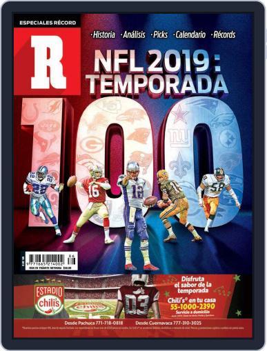 RÉCORD - Los Especiales (Digital) Cover