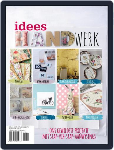 Handwerk Idees Magazine (Digital) July 28th, 2015 Issue Cover