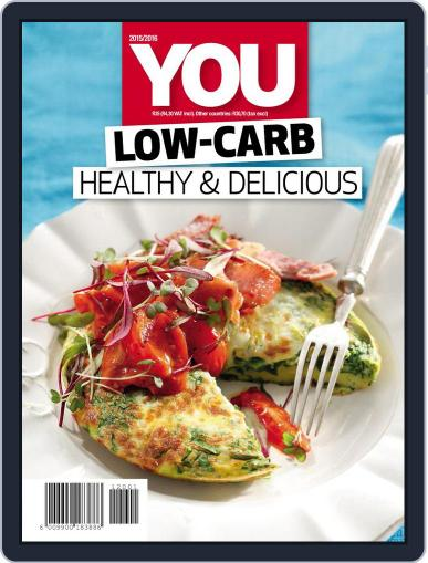 YOU Low Carb Magazine (Digital) Cover