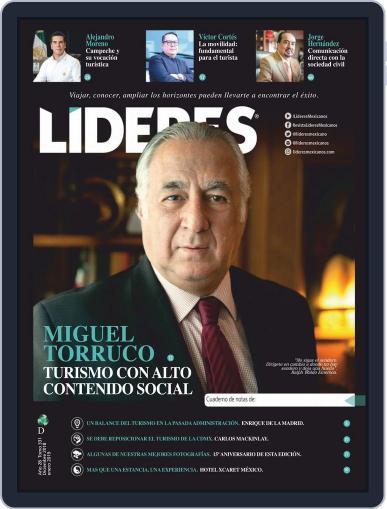 Líderes Mexicanos - Special Editions (Digital) Cover