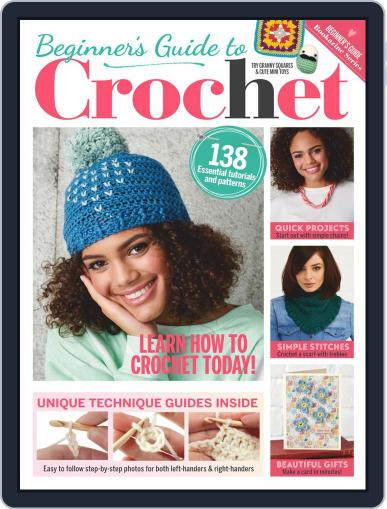 Beginners´ Guide to Crochet Magazine (Digital) Cover