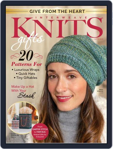 INTERWEAVE KNITS HOLIDAY Magazine (Digital) Cover