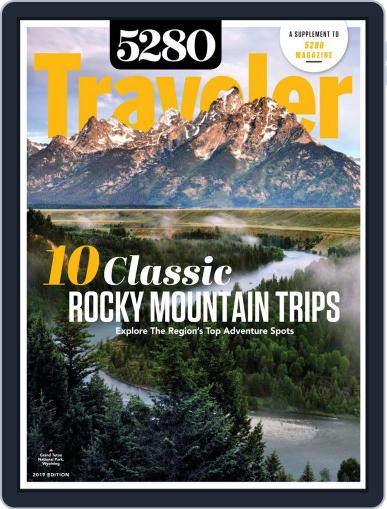 5280 Traveler Magazine (Digital) Cover