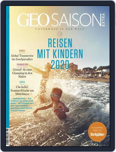 GEO Saison Extra Magazine (Digital) Cover