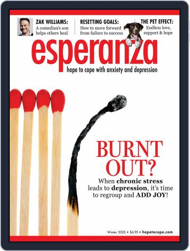 esperanza Magazine (Digital) Cover
