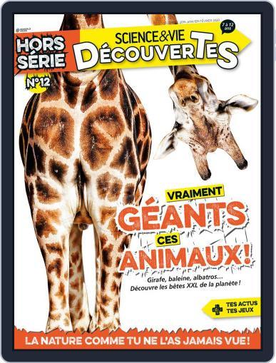 Science et Vie Découvertes Hors Série (Digital) Cover