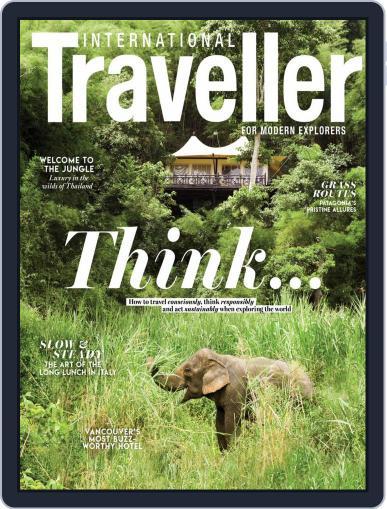 International Traveller Magazine (Digital) Cover