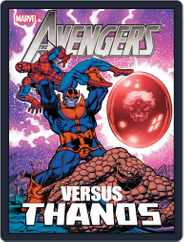Avengers vs. Thanos (Digital) Subscription July 25th, 2013 Issue