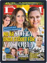 Svensk Damtidning Magazine (Digital) Subscription August 6th, 2020 Issue