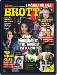 Brott, mord och mysterier Magazine (Digital) Subscription April 22nd, 2020 Issue