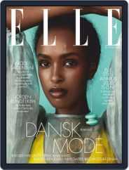 ELLE Denmark Magazine (Digital) Subscription August 1st, 2020 Issue