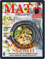 Matmagasinet Magazine (Digital) Subscription August 1st, 2020 Issue