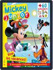 Mickey junior Magazine (Digital) Subscription July 1st, 2020 Issue