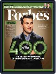 Forbes (Digital) Subscription October 31st, 2018 Issue