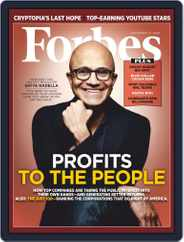 Forbes (Digital) Subscription December 31st, 2018 Issue