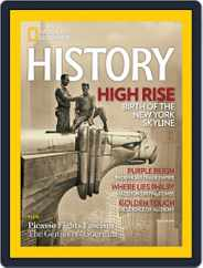 National Geographic History (Digital) Subscription May 1st, 2018 Issue