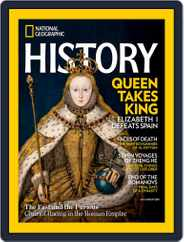 National Geographic History (Digital) Subscription July 1st, 2018 Issue