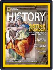 National Geographic History (Digital) Subscription November 1st, 2018 Issue