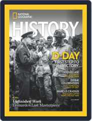 National Geographic History (Digital) Subscription May 1st, 2019 Issue
