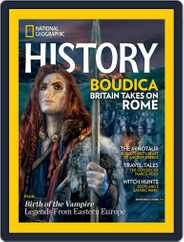 National Geographic History (Digital) Subscription September 1st, 2019 Issue