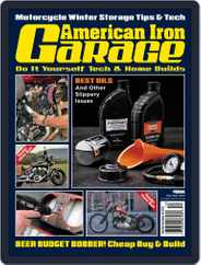 American Iron Garage (Digital) Subscription November 1st, 2017 Issue