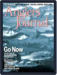 Angler's Journal (Digital) Subscription September 27th, 2016 Issue