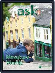 Ask Science And Arts Magazine For Kids And Children (Digital) Subscription November 1st, 2018 Issue
