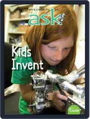 Ask Science And Arts Magazine For Kids And Children (Digital) Subscription February 1st, 2019 Issue