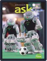 Ask Science And Arts Magazine For Kids And Children (Digital) Subscription July 1st, 2019 Issue