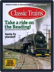 Classic Trains (Digital) Subscription September 1st, 2018 Issue