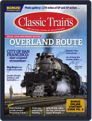 Classic Trains (Digital) Subscription March 1st, 2019 Issue