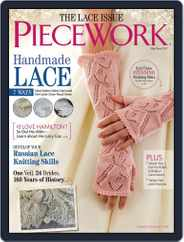 PieceWork (Digital) Subscription May 1st, 2017 Issue