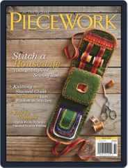 PieceWork (Digital) Subscription November 1st, 2019 Issue