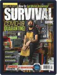 American Survival Guide Digital Magazine Subscription September 1st, 2020 Issue