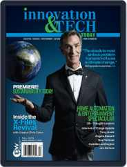 Innovation & Tech Today Magazine (Digital) Subscription October 22nd, 2015 Issue