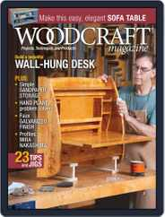 Woodcraft (Digital) Subscription August 1st, 2018 Issue