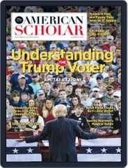The American Scholar (Digital) Subscription January 1st, 2017 Issue