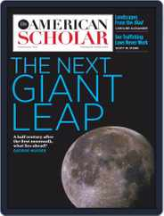 The American Scholar (Digital) Subscription June 1st, 2019 Issue