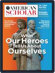 The American Scholar (Digital) Subscription September 1st, 2019 Issue